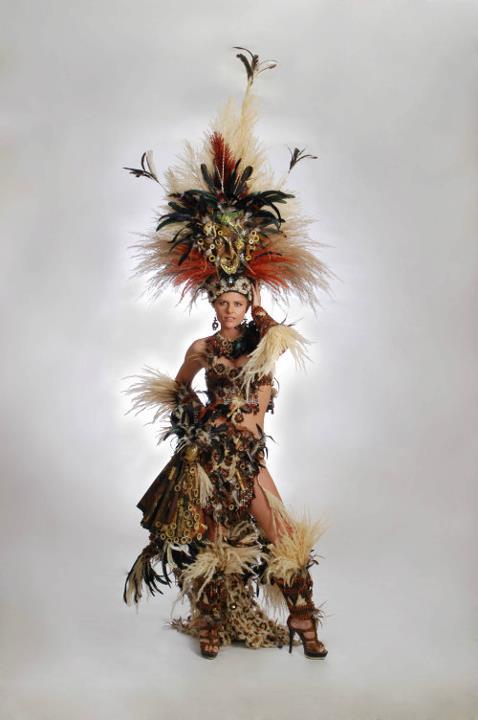 Photos of National costume of Miss Ecuador 2011 Claudia Schiess.  sc 1 st  nice pict & National Costume of Miss Ecuador Universe 2011 | nice pict