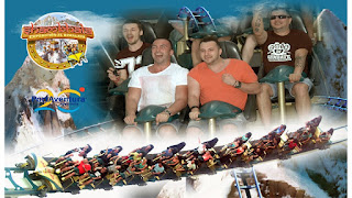 Shambhala - Highest Roller Coaster in Europe (76 M) on-ride  | PortAventura 2015