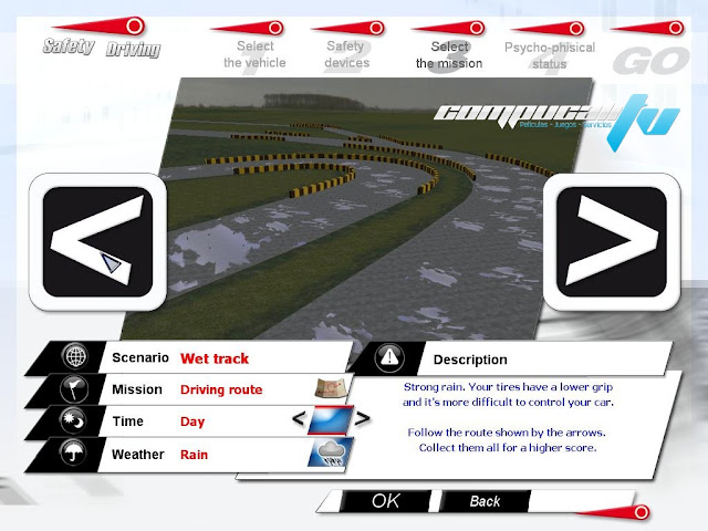 Safety Driving Simulator Moto PC Full Español