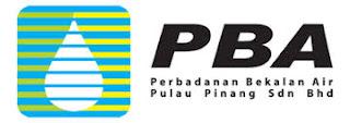 Perbadanan Bekalan Air Pulau Pinang Sdn Bhd.