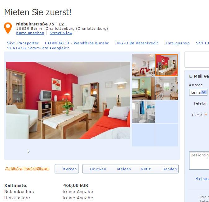 Wohnungsbetrug Blogspot Com 10 Oktober 2012