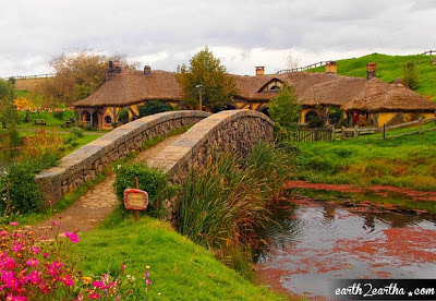 The Green Dragon Inn Bridge