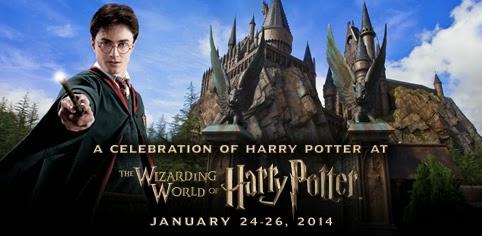 Parque de 'Harry Potter' terá evento em janeiro para celebrar a série | Ordem da Fênix Brasileira
