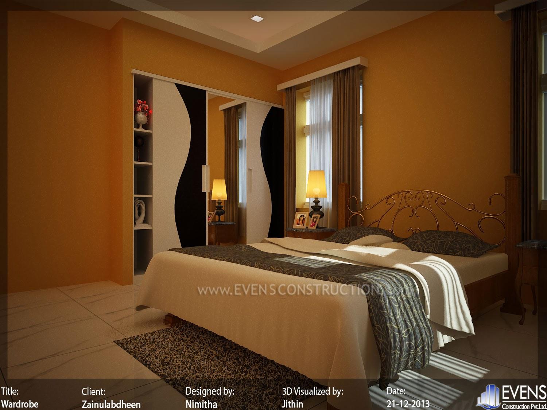 Evens construction pvt ltd bedroom interior design for Villa interior designers ltd nairobi kenya