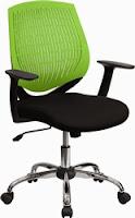 Green Computer Chair