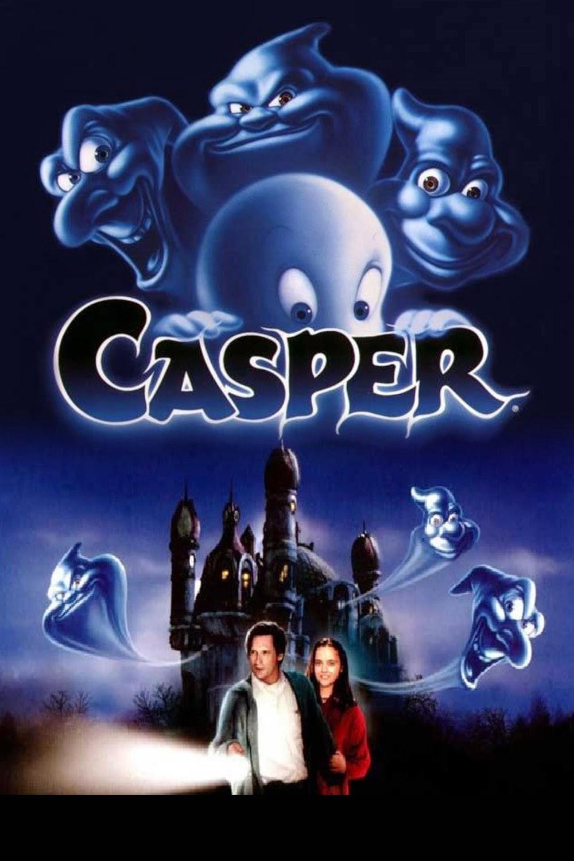 Casper (1995) BluRay 720p Full Movie + Subtitle Indonesia