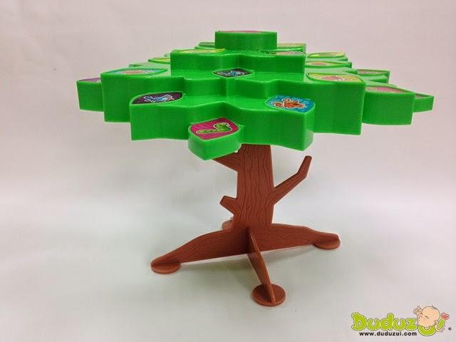蘋果樹組裝完成