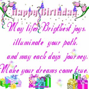Animated Greetings Happy Birthday Happy Birthday Wishes To Team Member