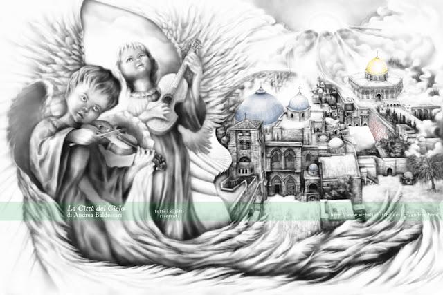 gerusalemme angeli sepolcro