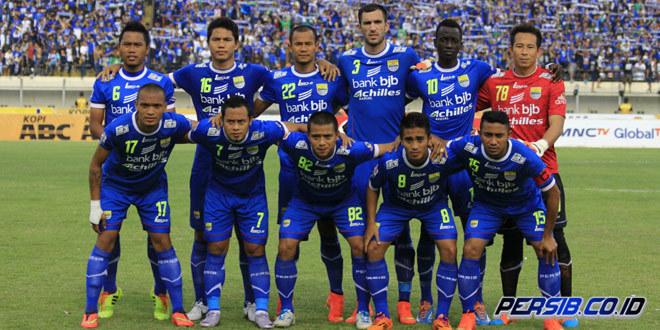 Persib Bandung Coret Tiga Pemain Asing