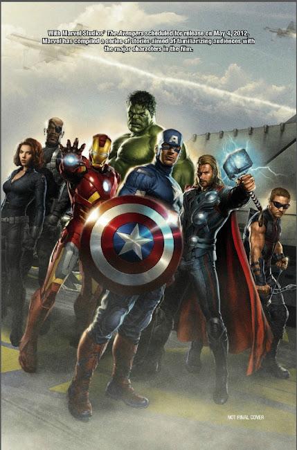 ตัวอย่างหนังใหม่ : The Avengers (ดิ อเวนเจอร์ส) ซับไทย