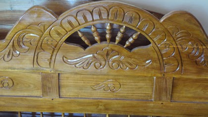 wooden carving kerala Style furniture