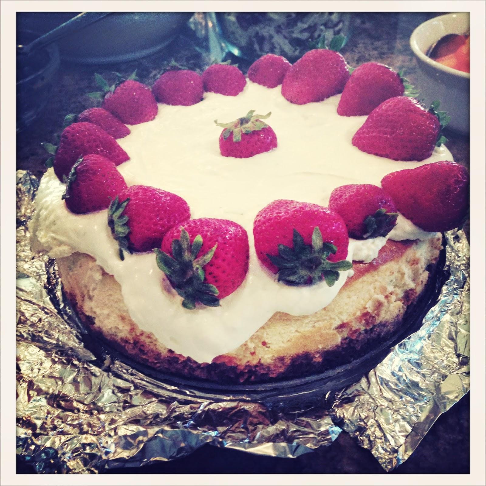 The Meat And Potatoes Foodie Margarita Cheesecake My Kinda