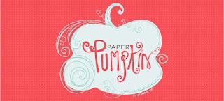 Paper Pumpkin Banner
