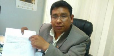 Irregularidades en Bolivia