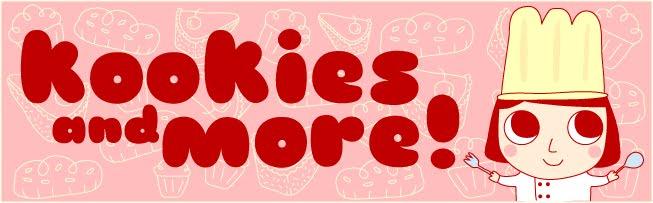 Kookies and more!