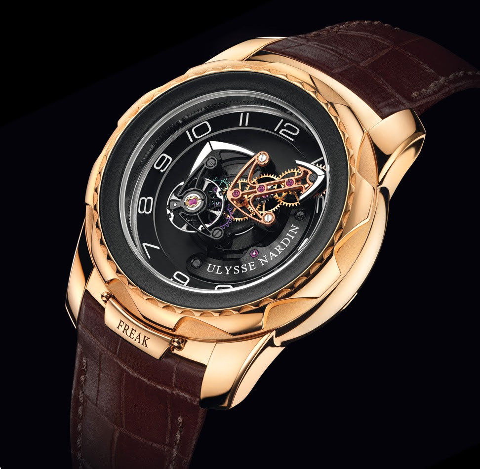 ulysse nardin freak cruiser time and watches