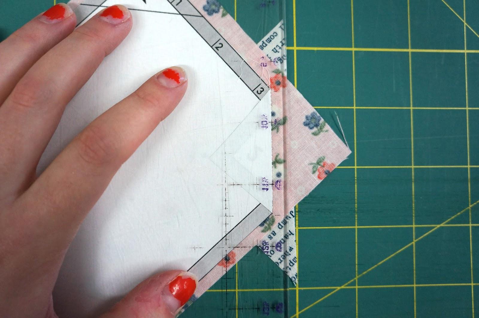 Foundation paper piecing vorlagen