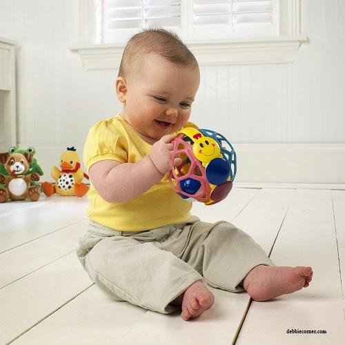 Joli Photo de bébé qui joue