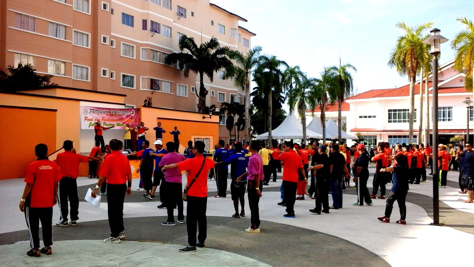 Program Intervensi Parol bersama keluarga di Primaland, Port Dickson, Parol WPKL