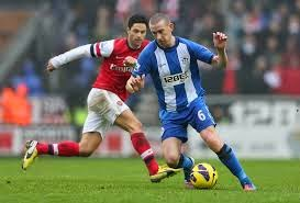 Wigan Athletic vs Arsenal
