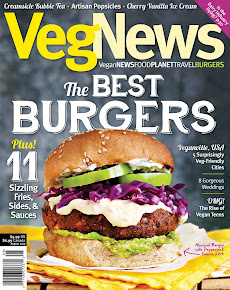Check out page 74 of the July+August issue of VegNews for our photo of Japchae!