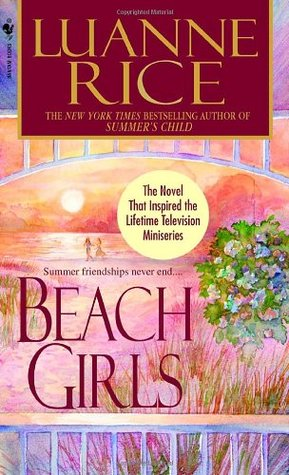 Beach Girls book cover