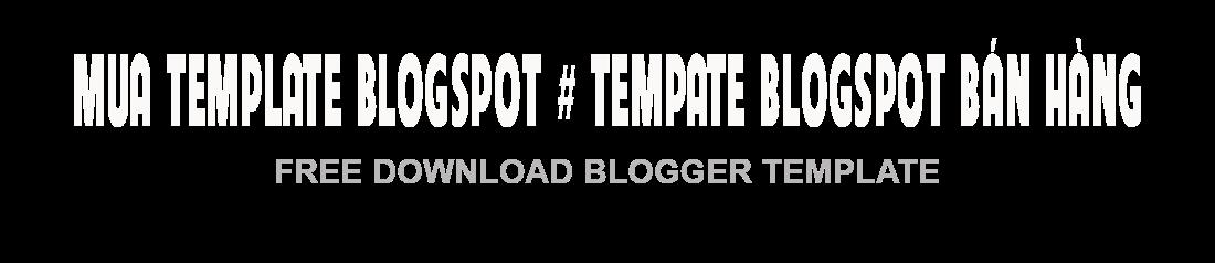 Template blogspot bán hàng và bất động sản đẹp #1