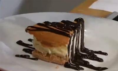 Fırınlanmış (New York Style) Cheesecake Nasıl Yapılır - Videolu Tarifi