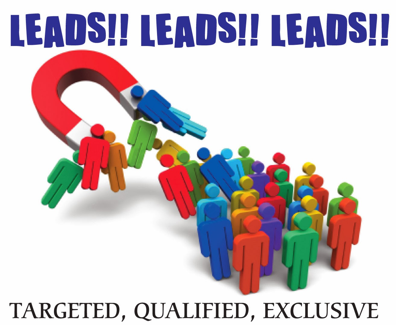 HIGHLY TARGETED LEADS