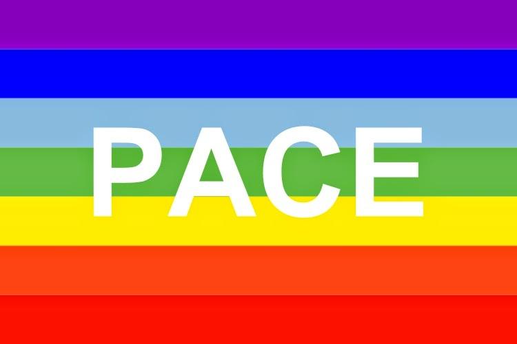 bandiera della Pace di Aldo Capitini