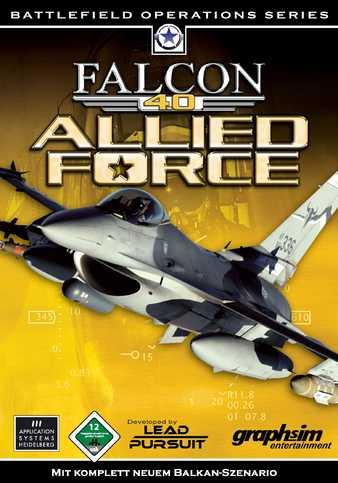 Falcon Series 5.5 HD Cover Game