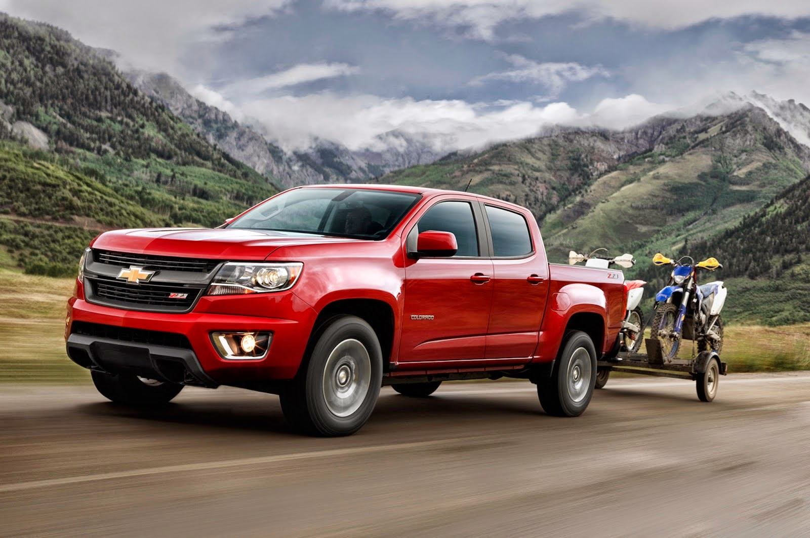 2015 Chevy Colorado Is Segment Fuel Economy Leader