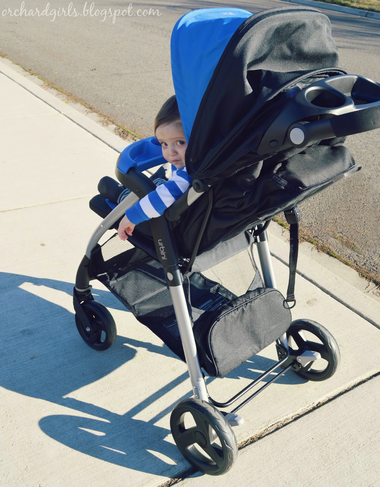 Adventure's with our Urbini Emi Travel System [A Review] #Urbini #IC #ad