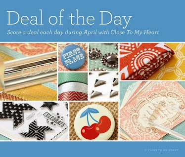 Deal of the Day in April