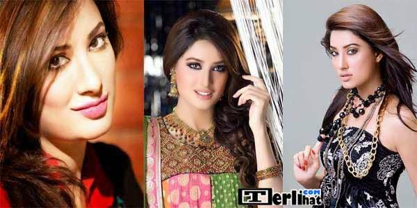 Wanita Pakistan Tercantik Dan Terseksi Mehwish Hayat