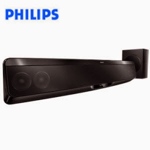 Paytm : Buy Philips HTB7150 Blu Ray Bluetooth Soundbar with Subwoofer at Rs 24,990:buytoearn