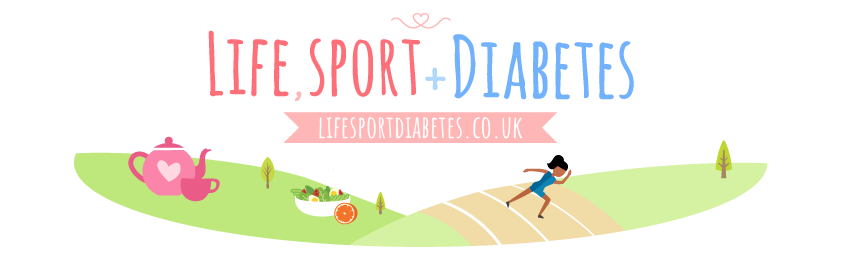 Life, Sport and Diabetes - An everyday look at my life with type 1 diabetes.