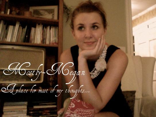 Mostly-Megan