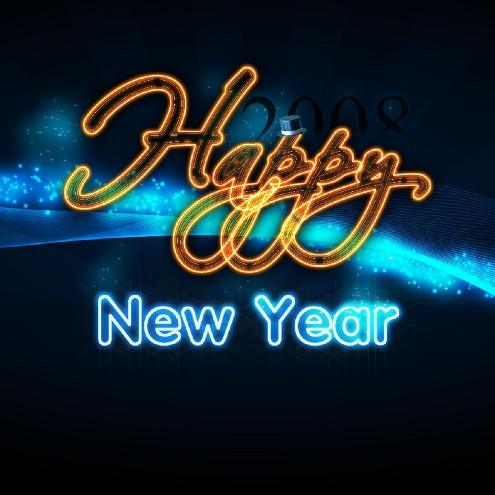 free new year 2013 ipad wallpaper 06