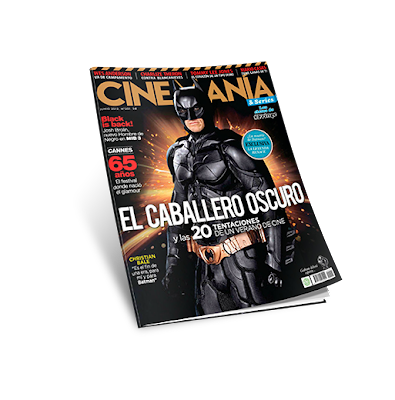 Cinemania Junio 2012 (Spain)
