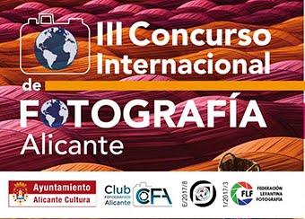 III CONCURSO INTERNACIONAL