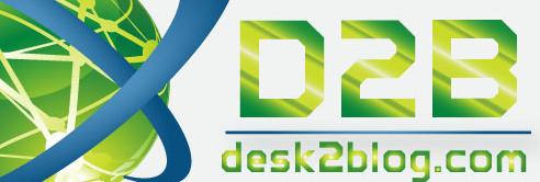 Desk2Blog - A Technology Blogging Blog