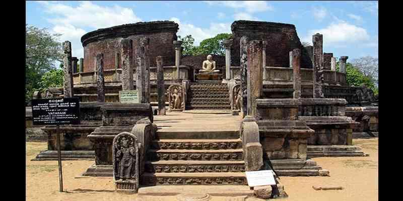10 Tempat Wisata Paling Top di Sri Lanka - Polonnaruwa