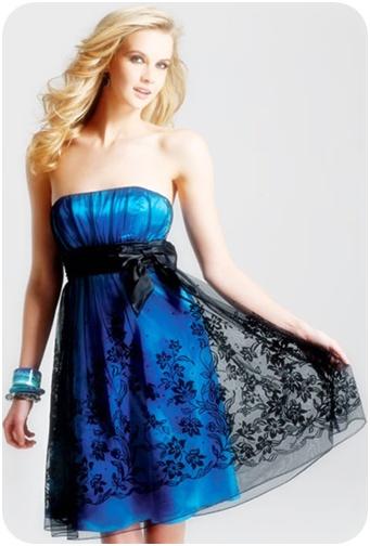 Model gaun cantik