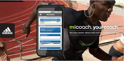 Adidas miCoach para Android