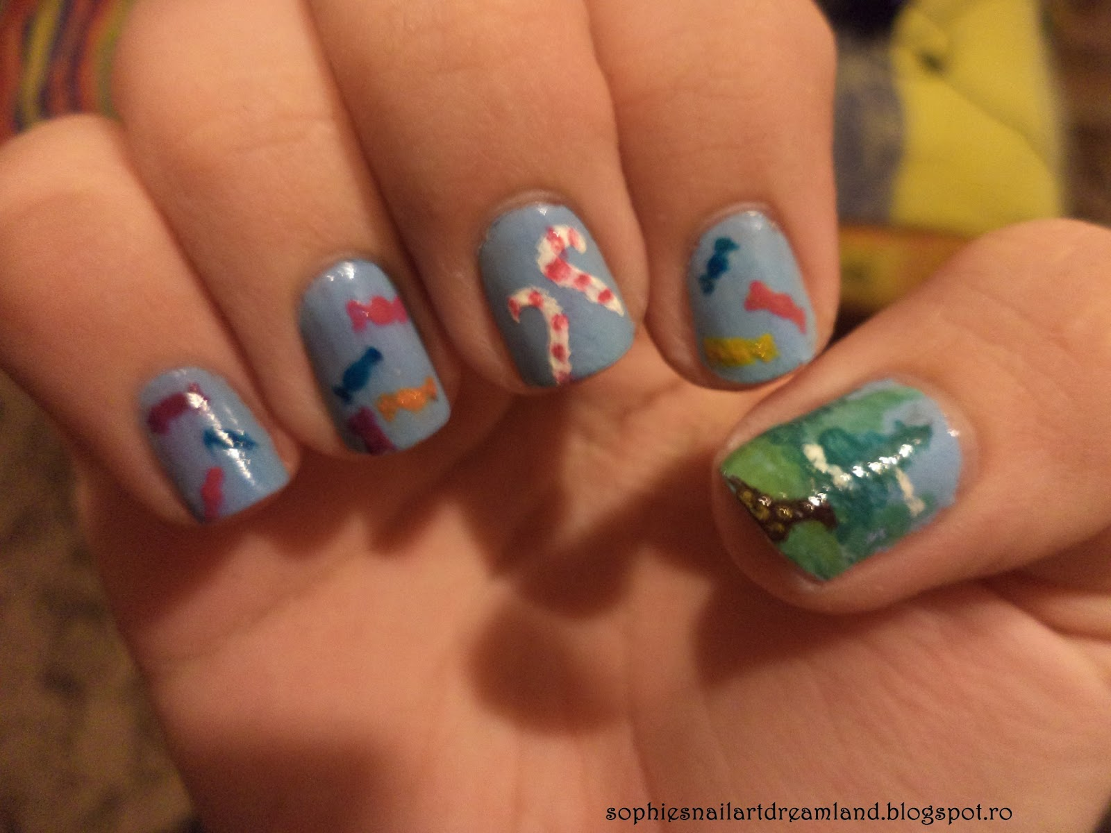 Fairy Tale - Hansel & Gretel by the Grimm Brothers   Sophie\'s Nail ...