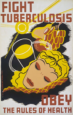 tuberculosis poster
