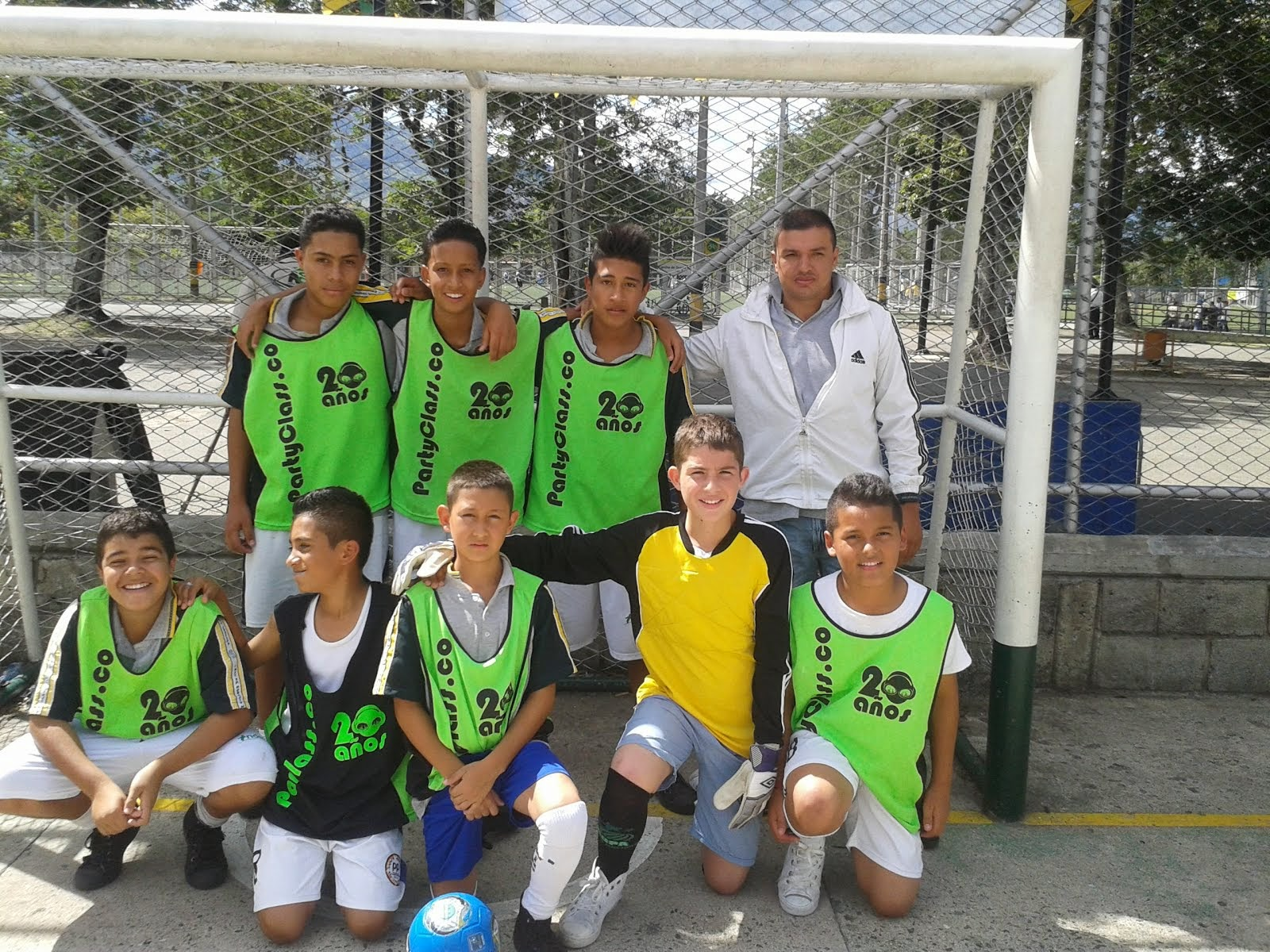 EQUIPO DE FUTBOL DE SALON  CATEGORIA  A