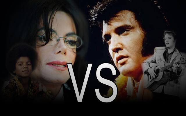 michael jackson vs elvis presley essay